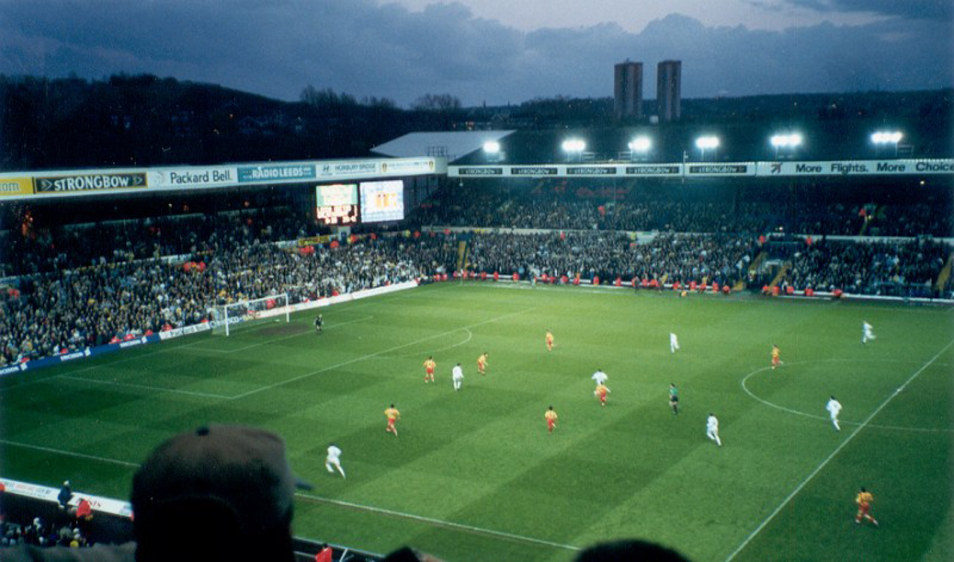 Leeds fans' killers freed in Turkey ten years after match