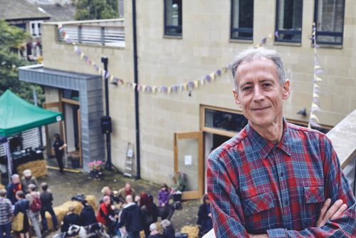 Happy Valley Pride Peter Tatchell