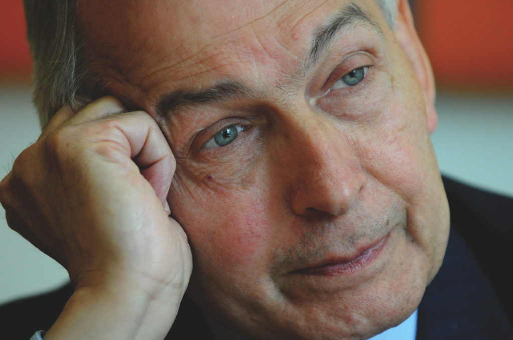 """Frank Field: """"A multi-billion pound blck hole."""""""