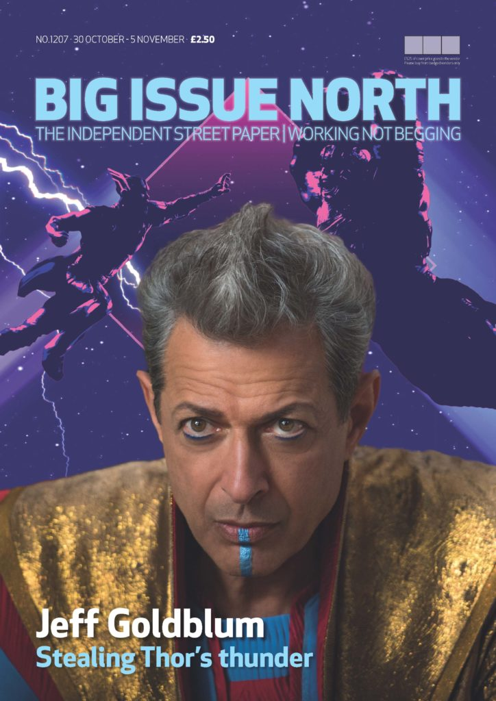 Big Issue North 1207