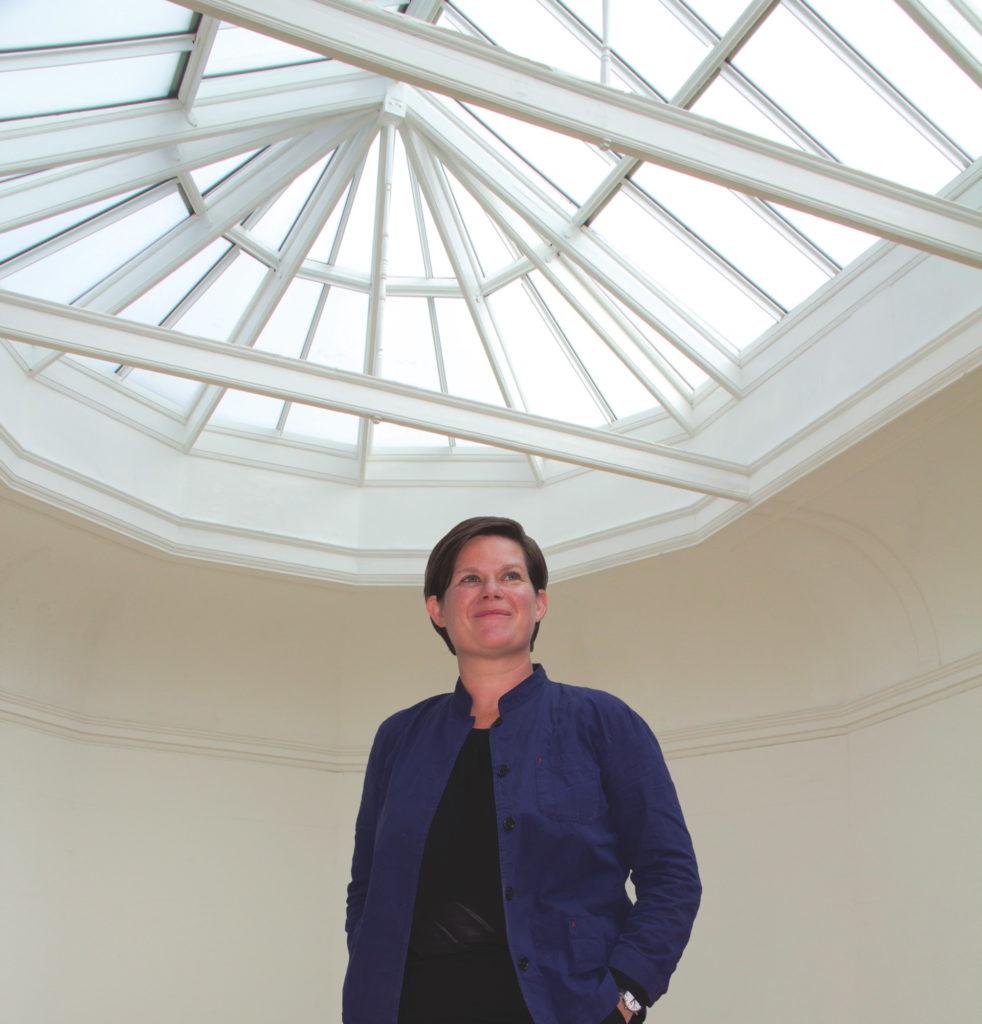 Sarah Brown, Principal Keeper at Leeds Art Gallery