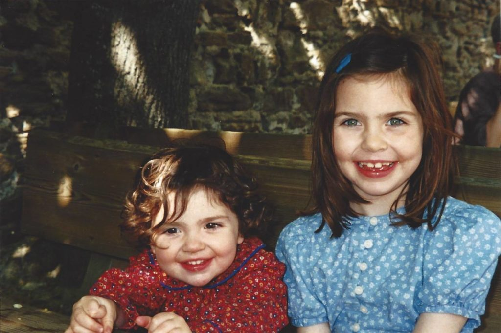 Lily Bailey childhood